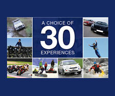 30 Thrilling Experience Gift Choices - valid min. 9 months from date of purchase