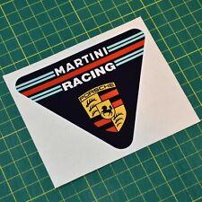 Martini Racing Vintage Motorsport Sticker