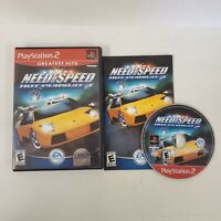 Need for Speed Hot Pursuit 2 (PlayStation 2, 2002) PS2 Complete Fast Shipping