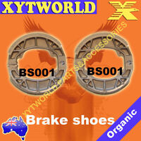 Front Rear Brake Shoes for Suzuki A100 A 100 All Models