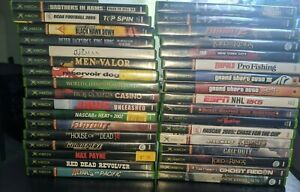 Original Xbox 34 Games Bundle Lot Collection (Compatible With Xbox Series X)