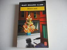 LIVRE DE POCHE - DOUCE NUIT - MARY HIGGINS CLARK