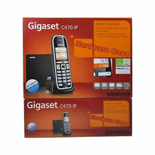 Siemens Gigaset c470ip + Battery - VoIP Analog DECT, SIP HD Voice Bulk