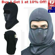 Thermal Fleece Balaclava Windproof Motorcycle Ski Face Mask Beanie Hat Helmet
