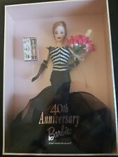 40th Anniversary 1999 Barbie Doll