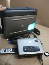 Dell 3400MP Multimedia Projector 1024x768 M1-DA 3.5mm S-Video 1500 ANSI M8591