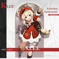 [Instant Delivery]Genshin Impact [NA] Server Starter Account KLEE