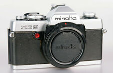 Minolta XG-2 Spiegelreflexkamera guter Zustand 1110734