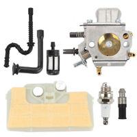 Carburetor For Stihl 029 039 MS290 MS310 MS390 ZAMA Carb Air Fuel Oil filter kit
