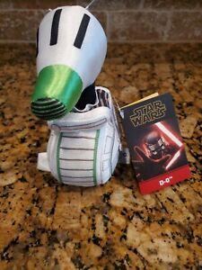 BNWT Disney Star Wars: The Rise of Skywalker D-O Mini Bean Bag 7 1/2'' Plush Toy