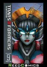 TRANSFORMERS IDW COLLECTION PHASE TWO VOLUME 9 HARDCOVER (312 Pages) Hardback
