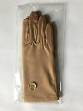 New  Ice Figure Skating Competition Lycra Gloves Size - AS