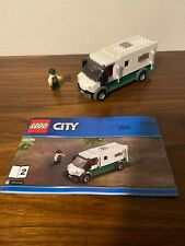 MINT LEGO City Cargo train 60198 ONLY Armoured Bank Cash Truck With Instructions