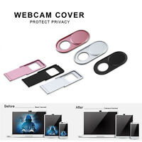 3 Pack WebCam Cover Slide Web Camera Privacy Security for Phone MacBook Laptop