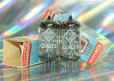 ECC82 Telefunken Röhre Paar Tube 12AU7 für Röhrenverstärker HiFi Audio Amplifier