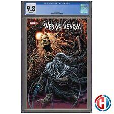 WEB OF VENOM WRAITH  CGC 9.8 Guaranteed PRESALE 9/9/20 Marvel Comics CATES