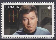 Canada 2016 #2921i Star Trek (Dr. McCoy) - Unused