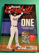 Justin Verlander Beckett Baseball Price Guide December 2019