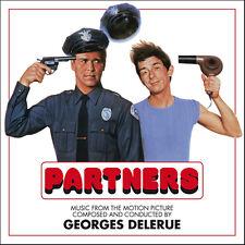PARTNERS (MUSIQUE DE FILM) - GEORGES DELERUE (CD)
