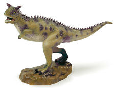 GEOWORLD CARNOTAURUS JURASSIC HUNTERS EDUCATIONAL DINOSAUR FIGURE & FACT CARDS