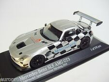 "1:43 MINICHAMPS 2014 MB SLS AMG GT3 ""2014 Toy Fair Nuernberg"" RARE PROMO MODEL"