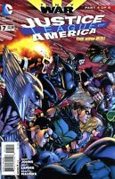 Justice League of America #7 New / Near Mint New 52 DC 2013 **27