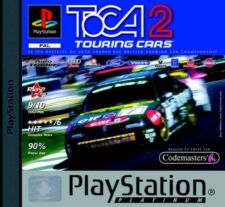 TOCA 2: Touring Cars (Sony PlayStation 1, 1999)