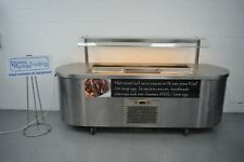 More details for williams refrigerated buffet bar bain marie 240v fwo illuminated gantry free p+p