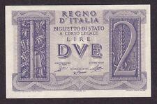 """356 - Regno d'Italia - DUE LIRE """"IMPERIALE"""" 1939"""
