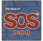 Внешний вид - The Best of the S.O.S Band Sos Band Old School Funk rare cd