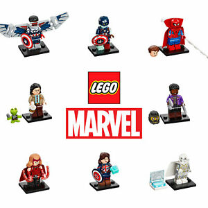 LEGO Marvel Collectible Minifigures 71031 - Brand New - SELECT YOUR MINIFIG