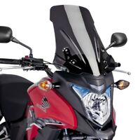HONDA CB 500 X 2013 > PUIG SCREEN DARK SMOKE TOURING WINDSCREEN