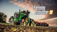 Farming Simulator 19 [PC] STEAM Access REGION FREE - FAST DELIVERY