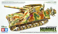 Tamiya 35367 1/35 Scale German Heavy Self-Propelled Howitzer Hummel Late Prod.