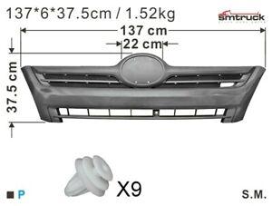 HINO 300 HINO 195 HINO 155 GRILLE BLACK 137*6*37.5CM