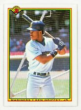 Ken Griffey Jr. #481 (1990 Bowman) Seattle Mariners Baseball Card
