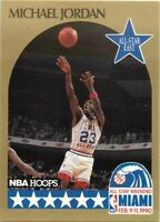 1990-91 NBA HOOPS ALL-STAR WEEKEND BASKETBALL CARD PICK SINGLE CARD YOUR CHOICE