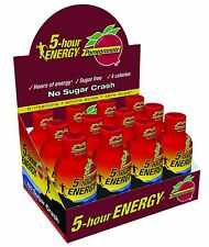 5-Hour Energy Shot, Pomegranate, 1.93 oz, 24 ct