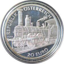 287 - 20 EUROS AUTRICHE 2003 - Fürst Metternich