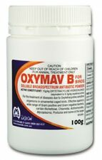 Mavlab Oxymav B Soluble Broad Spectrum Antibiotic For Birds 100g