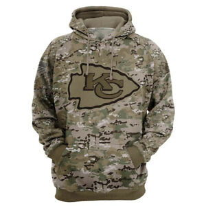 Kansas City Chiefs Hoodie Pullover Sweatshirt Hooded Jacket AUTUMN COAT Gifts