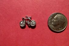 18 Pewter Bicycle Charms