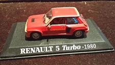 RENAULT 5 TURBO, 1980