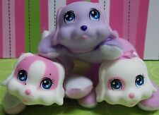 LOT OF 3 PUPPY SURPRISE REPLACEMENT PUPPIES - SUPER CUTE FOR YOUR COLLECTION!