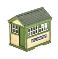 Wills SS29 OO Gauge Ground Level Signal Box Kit