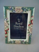 Royal Doulton Orchard Hill Photograph Frame Bone China 1st Quality British