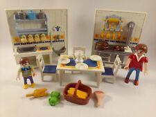sympa cuisine 5317  playmobil ( Maison traditionnelle 5301 , belle epoque ) 1230