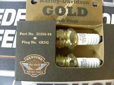 Harley gold Spark Plugs 32356-94 (EC)