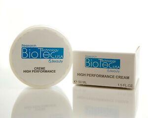 Bio-Tec USA High Performance Revitalizing Anti Aging Face Cream1.5 oz.