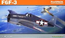 Eduard 1/48 Model Kit 8227 Grumman F6F-3 Hellcat Profipack